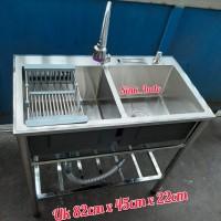 Bak Cuci Piring Portable Westafel Kitchen Sink 82 Cuci piring bak pvc