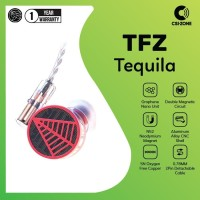 TFZ Tequila 1 HiFi In Ear Monitor Earphone with Detachable Cable