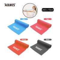 AOLIKES 3605 Resistance Elastic Yoga Stretch Band - Karet elastis 2M