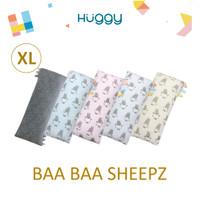Baa Baa Sheepz Bed Time Buddy XL EXTRA LARGE Baabaasheepz Bantal Bayi
