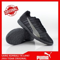 Sepatu Futsal Puma One 5.4 IT - Black 105654-02 Original