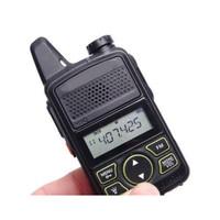 Baofeng BF-T1 HT UHF Ori Baru Garansi BFT1 Mini Radio Handie Talkie