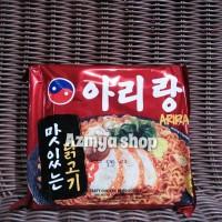 Arirang Tasty Chiken Fried Noodle-arirang mie goreng rasa ayam 130gr