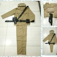 baju veteran pejuang bungtomo anak