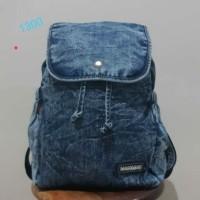 tas ransel wanita / tas wanita / fashion wanita madeleine jeans