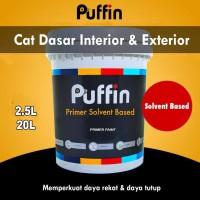 Cat Dasar solvent Puffin Primer Solvent Based 2.5L alkali sealer