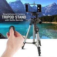 Tripod Tongsis Bluetooth Stabilizer DK-3888 Smartphone, hp, xiaomi