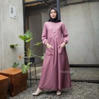 Ayana Dress Premium Ori By Bayleaf
