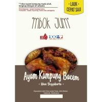 Ayam Kampung Mbok Jum (BACEM) - Frozen Food Premium