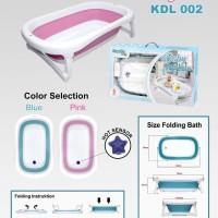 Kandila Bak Mandi Bayi Lipat/Baby Folding Bath Tub/Baby Bath Tub