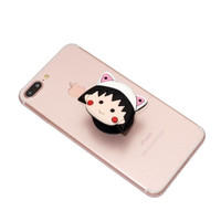 Semua Gratis - Pop Socket HP 3D Karakter Cartoon / Pop Socket 3D / Ak