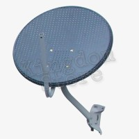 antena parabola dish/disc mini solid 60 CM TANAKA Lubang
