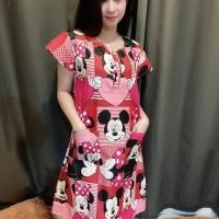 baju tidur wanita / Daster busui / piyama drees wanita 03