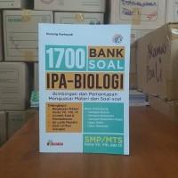 Buku 1700 Bank Soal BinTap IPA-BIOLOGI SMP/MTs Pengayaan K-13