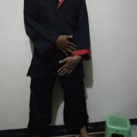 pakaian baju penadon warok reog 1 set khas ponorogo
