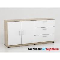 Lemari dapur - Kitchen set - Cradenza Alba SB 150 - Metropolis