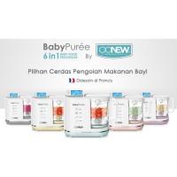 OONEW babypure 6 in 1 / Baby Puree 6 in 1 Baby Food Processor