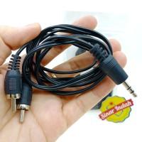 Kabel Aux Audio 2in1