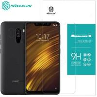 Nillkin H Tempered Glass Xiaomi Pocophone F1 - Protector Clear Ori