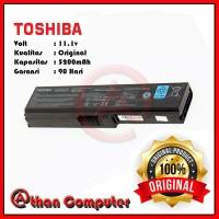 Baterai Toshiba ORIGINAL L630 L635 L640 L645 L650 L655 PA 3817