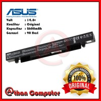 Baterai Asus A450, A450c, A450ca, A450cc, A450l, A450la grade original