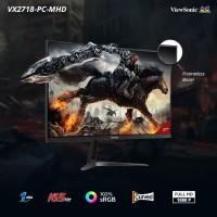 Monitor Gaming 27 ViewSonic VX2718-PC-MHD |165Hz|1ms|Curved|Free Sync