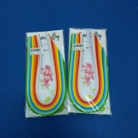 paper quilling 10 warna