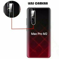Anti Gores Kamera Asus Max Pro M2 - Antigores TG Camera Tempered Glass