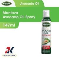 Mantova Avocado Oil Spray 147mL