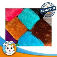 SMALL Soft Fur Pet Bed / Bantal Alas Tempat Tidur Hewan Anjing Kucing