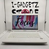 Laptop Samsung Notebook 275E 14 AMD E1 Radeon RAM4GB HDD500GB Mulus