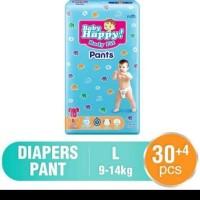 Baby happy diapers pants L 30