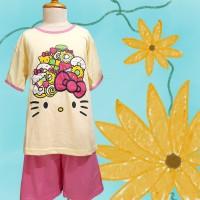[Special Price]Baju Tidur Anak Bon Nuit (Hello Kitty Face) St.cln pdk - 10