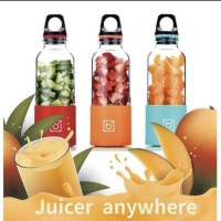 Personal juicer Higenis dan Stylish 2 in 1 gelas dan blender !!!