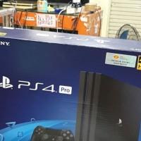 PS4 PRO 2 TB JETBLACK 7218B
