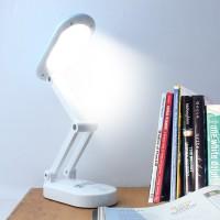 WEITECH LAMPU BELAJAR LED/ LAMPU MEJA/ LAMPU TERANG/ ELASTIS 1914