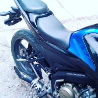 Jox Pisah Yamaha all new Vixion AFAU AKSESORIS MOTOR SPORT MODIFIKASI
