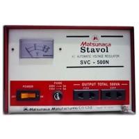 Stabilizer Matsunaga 500Watt Stavolt 500W (Servo Motor Control)