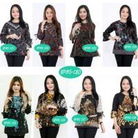 Baju Batik Blouse Wanita Atasan BPMS-CBO Ukuran M, L, XL
