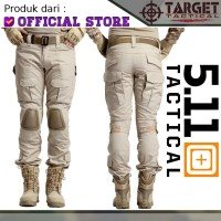 Celana BIG Size Tactical 5.11 New Series Cargo Pants TNI POLRI Airsoft