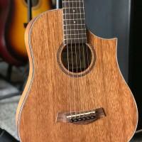 gitar akustik original cowboy 3/4 gw120 ns