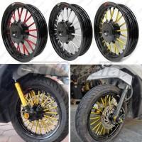 Top Andong Velg Racing Lebar Matic Ring 14 Vario Beat Scoopy Fi ESP
