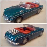DIECAST CLASSIC CAR koleksi pribadi.. produksi 2001