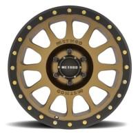 Method MR305 NV R20 PCD 6 x 139,7 (5,5) Bronze / Black Street - 4PCS