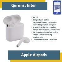 (WIRED) Apple Airpod Airpods 2 MV7N2 for iPhone iPad Mac Watch