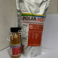 Artemia Polar Red Repack 50gram / Artemia tanpa cangkang
