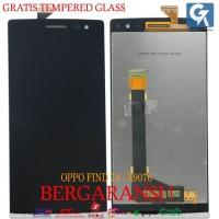 LCD + TOUCHSCREEN OPPO FIND 7A / X9076 ORIGINAL 100% BERGARANSI !