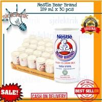 Nestle Bear Brand 189 ml x 30pcs // 1 Karton - cirebon