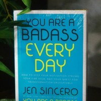 You Are a Baddas Every Day