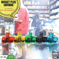 CARTRIDGE ARTERY NUGGET PLUS AUTHENTIC BY ARTERY